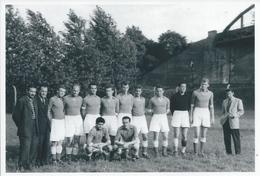 Photography FO000431 - Football Soccer Calcio Yugoslavia Croatia Dinamo Zagreb 1947 18.5x12.5cm - Sports
