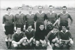 Photography FO000337 - Football Soccer Calcio Yugoslavia Croatia OTJ Jedinstvo Zagreb 15x10cm - Sports