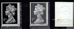 N° ?  Neufs** Reine Elisabeth 2 - 1952-.... (Elizabeth II)