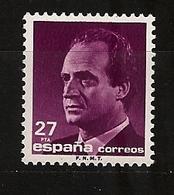 Espagne España 1992 N° 2763 ** Courant, Roi, Juan Carlos 1er, Franco, Démocratie, Constitution, Coup D'Etat, Fraude - 1991-00 Ongebruikt
