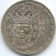 Romania - 50 Bani - 2011 - 625th Anniversary Of Mircea Cel Bātrân Accession - KM260 - Romania