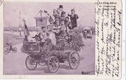 Exposition De 1900 Paris . Le Clou-Rève  Franc-maçonnerie . Illustrateur T . Bianco - Satiriques