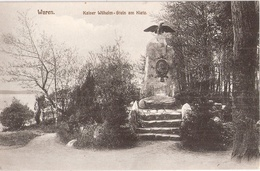 WAREN Müritz Mecklenburg Kaiser Wilhelm Stein Am Kietz TOP-Erhaltung Ungelaufen - Waren (Müritz)