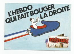 Savignac L'hebdo Qui Fait Bouger La Droite Journal Minute Politique Cpm - Savignac