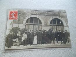 CAFE DE LA COMEDIE LECTOURE PHOTO DE GROUPE - Lectoure