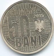 Romania - 50 Bani - 2015 - Redonimination Of The Leu - Romania