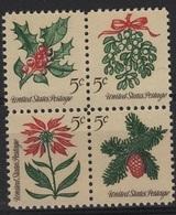 FLO 235 - ETATS-UNIS N° 769a/72a Neufs** Timbres De Noël - Ongebruikt