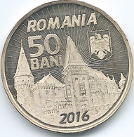 Romania - 50 Bani - 2016 - Iancu De Hunedoara - Romania