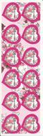 Saint Valentin Coeur De La Maison De Coututre Ungaro 2009 - Carnets