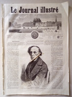 1864 VILLE DE TROYES - MORT DE GUIACOMO MEYERBEER - LES OULED SIDI CHEIKH - 1850 - 1899