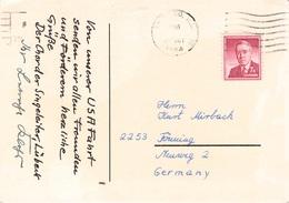 USA - POSTCARD 1964 CHICAGO - TÖNNING/GERMANY /ak1146 - Cartas