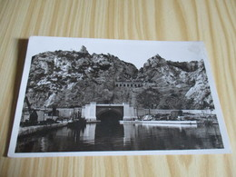 Marseille (13).L'Estaque - Entrée Du Tunnel De Rove. - L'Estaque