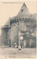 HENNEBONT - N° 846 - LA PORTE DE LA VILLE CLOSE - Hennebont
