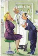 ~  JP  ~  Illustrateur    HOLZER  ~   ADI       ~   Vous Savez Docteur     ~ - Holzer, Adi