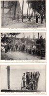 De Dooden Draad : Reeks 9 Kaarten - Guerre 1914-18