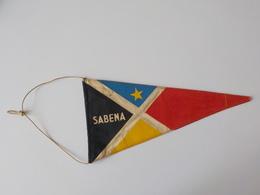 Aviation Sabena Fanion Drapeau Tissu épais - Badges D'équipage