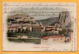 Sisteron. - Cote Sud-Ouest - Provence-Alpes-Côte D'Azur