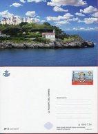 Espagne - 2019 - Yt 5094 - Un Mois Un Timbre - Cantabria - En Carte Pré-affranchie - - 2011-... Afgestempeld