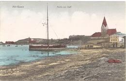 ALT GAARZ Mecklenburg Ostsee Rerik Partie Am Haff Color Belebt Fischer Boot TOP-Erhaltung Ungelaufen - Kuehlungsborn
