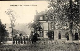 Cp Arnieres Eure, Château Du Monce - France