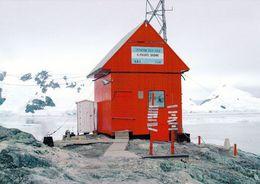 6 AK Antarktis * Forschungsstationen Von Argentinien, Polen, Deutschland Und Die Inseln King George Candlemans Elephant - Cartoline