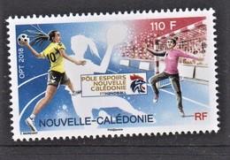 1.- NEW CALEDONIE 2019 Women's Handball Hopes Pole - Handbal