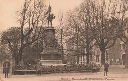 HASSELT - PLACE LEOPOLD MONUMENT DES PAYSANS - Belgique