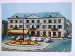 45 Loiret Montargis Grand Hotel De La Poste Relais Gastronomique Du Gâtinais Auto Edition J. Lemosse - Montargis