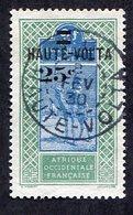 Colonie Française, Haute-Volta N°33 Oblitéré, Cachet Exceptionnel - Haute-Volta (1920-1932)