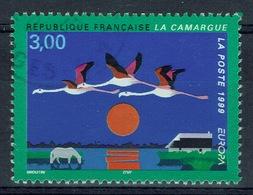 France, EUROPA, The Camargue, Regional Nature Park, 1999, VFU - France