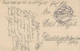 Seeflugstation Helgoland, Stürmische See, Postkarte, Kaiserliche Marine, Militär, Deutsches Reich - Unclassified