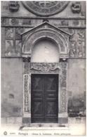 PERUGIA - Chiesa S. Costanza - Porta Principale - Perugia
