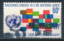 °°° ONU NEW YORK - Y&T N°216 - 1971 °°° - New-York - Siège De L'ONU