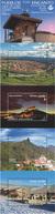 2020-ED. 5383 A 5386 CARNÉ PUEBLOS CON ENCANTO. Ciudad Rodrigo, Morella, Tejeda Y Valverde De Los Arroyos - NUEVO - 1931-Hoy: 2ª República - ... Juan Carlos I
