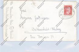 5230 ALTENKIRCHEN, Postgeschichte, Bahnpost LIMBURG-ALTENKIRCHEN, Zug 3875,2.8.1944 - Zweibruecken