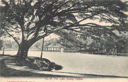 Sri Lanka - KANDY - The Lake - Publ. Andrée 97 - Sri Lanka (Ceylon)