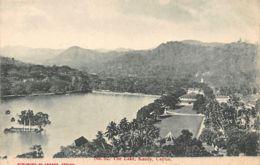 Sri Lanka - KANDY - The Lake - Publ. Andrée 82 - Sri Lanka (Ceylon)