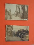 Anseremme 2 Foto's  ( 8,50 Cem X 5,50 Cm  )    ( 2 Scans ) - Dinant