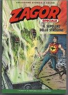 """Zagor Speciale """"Collezione Storica Di Repubblica """"Espresso 2015) N. 12 - Zagor Zenith"""