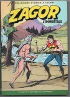 """Zagor """"Collezione Storica Di Repubblica """"Espresso 2014) N. 101 - Zagor Zenith"""