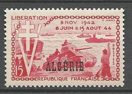 ALGERIE  N° 312 NEUF** LUXE SANS CHARNIERE / MNH - Nuevos