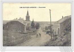 LES HAYONS ..--  Grand ' Rue . Chevaux . - Bouillon