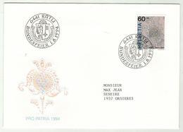 Suisse // Schweiz // Switzerland // Pro-Patria // Bundesfeier-- Fête Nationale 1994 - Pro Patria