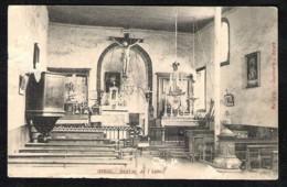 URBIZE / Urbise Intérieur De L'Église ± 1915 ? - France