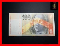 SLOVAKIA 100 Korun 10.10.2001  P. 25 D  UNC - Slowakei
