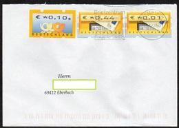 BRD  2003  Brief/ Letter,  ATM 4 , 5 - [7] Federal Republic