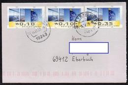 BRD  2008  Brief/ Letter,  ATM 7 - [7] Federal Republic