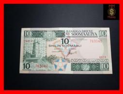 SOMALIA 10 Shilin Soomaali 1987 P. 32 C   UNC- - Somalia