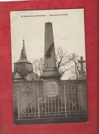 CPA  - St Ouen Sur Gartempe  - Monument Aux Morts - Andere Gemeenten