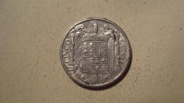 MONNAIE ESPAGNE 5 CENTIMOS 1945 - [ 4] 1939-1947 : Gobierno Nacionalista